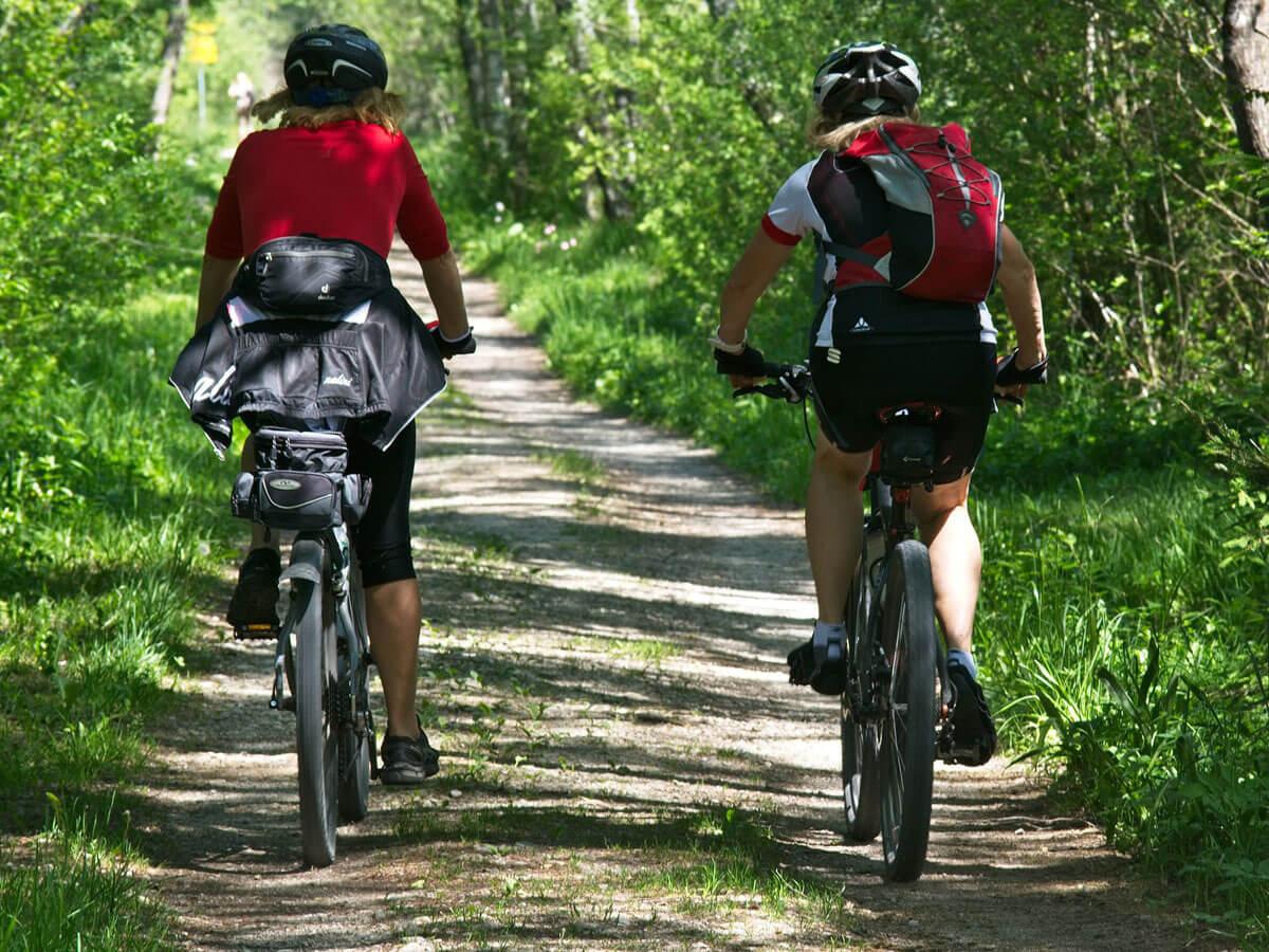Cycling and Mountain Biking in Scotland