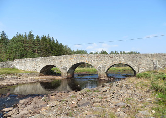 Fishing on the River Mudale