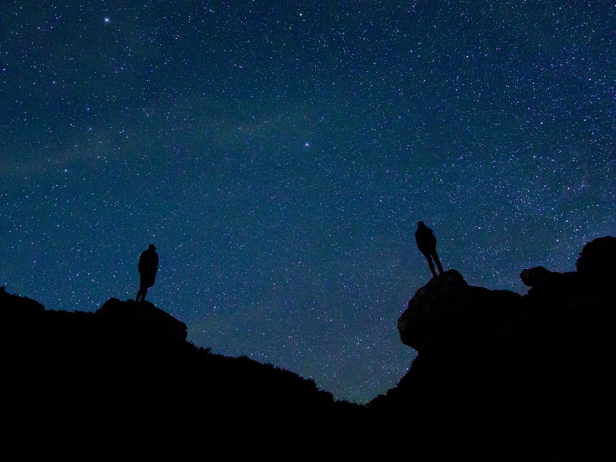 Star Gazing in and around Altnaharra